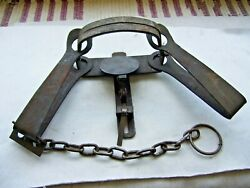 Vintage Unusual Pioneer 3 Convertible Trap Antique Newhouse
