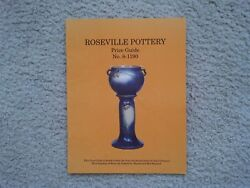 Roseville Pottery Price Guide -- No. 8-1190 -- Huxford -- Collectible