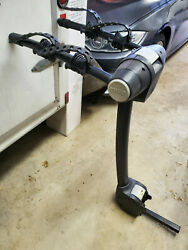 Thule Hitch Mounted Bike Carrier Bicycle Rack 2 Bikes Mount Class I 1 1/4