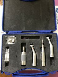 Bien Air Evo Straight Slow High Electric Dental Handpieces And Motor