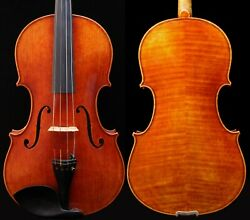 One Of My Best Viola 15'' Size Outstanding Sound Viola Master Luo's Own Work