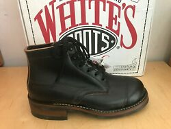 Whiteand039s Boots Semi-dress Cap-toe 5 Boothand Crafted Rebuildable Usa 2 Color