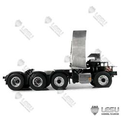 88 Metal Chassis Motor For 1/14 Tamiya Rc Volvo Fh16 Tractor Truck Trailer