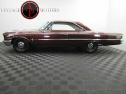 1963 Ford Galaxie Q CODE 427 V8 4 SPD SHOW CAR! 1963 Ford  Galaxie 500 Q CODE 427 V8 4 SPD SHOW CAR!