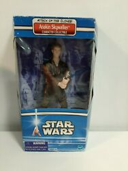 2002 Star Wars Attack Of The Clones Anakin Skywalker Character
