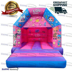 13x10ft Commercial Inflatable Lol Bounce House Combo Jumper With Air Blower