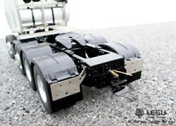 Lesu 1/4 Rc Benz 3363 88 Metal Heavy-duty Chassis Tractor Truck Model Servo
