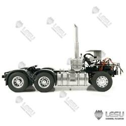 Metal Chassis Motor Servo 66 For 1/14 Tamiya Volvo Fh16 Tractor Truck Model