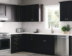 Kitchen Cabinets - 10x10 Fully Built Choice Of 11 Different Colors