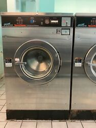 50lb Speed Queen Commercial Coin-op Washer 3-phase