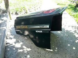 Sears Craftsman Ayp Gt6000 Etc Lawn Tractor Hood. No Grille. Local Pickup.