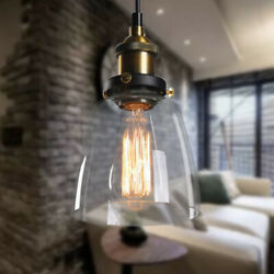 Vintage Retro Hanging Lamp Shade Pendant Lamp Loft Edison Ceiling Lamp Wall Lamp