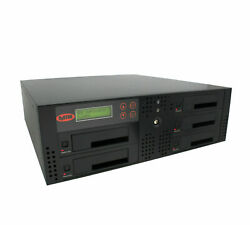 Systor 1-4 Sata Rackmount Hard Drive Hdd/ssd Duplicator/wiper - Up To 90mb/s