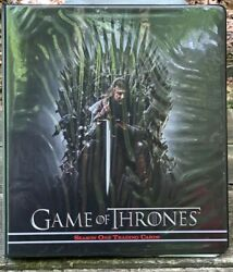 2012 Game Of Thrones Base/foil/promo And More In Collectors Binder Rittenhouse
