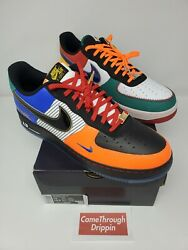 Nike Air Force 1 Low What The Nyc City Of Athletes 2019