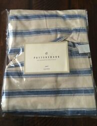 Pottery Barn Savannah Basket Liner Small 2 Liners New With Tags