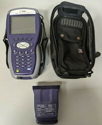 Jdsu Dsam-3300 Xt 3300 Cable Tester Docsis 3.0 W/ Extended Battery And Case