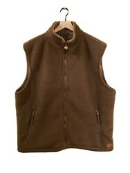 Outback Trading Co. Summit Fleece Menand039s Xl 4834 Breen Vest Excellent