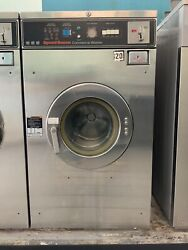 25lb Speed Queen Commercial Front-load Washer Coin-op