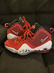 Nike Air Penny V 5 Red Eagle
