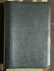 Tyndale Life Application King New James Version Leather Study Bible