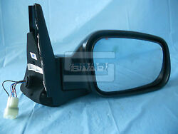 Mirror Outer Right Original Land Rover Discovery 300 Tdi Crb108800 Sivar
