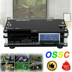 Ossc Open Source Scan Converter Kit 1.6 For Retro Gaming Old Gaming Console