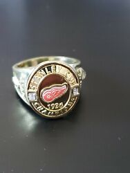 1936 Detroit Red Wings Stanley Cup Champions Ring Nhl