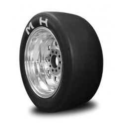 Coker 8.5/23.0-15 M And H Muscle Car Mhr023 Drag Race Slick Tire
