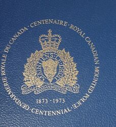 Medallic History Of The Royal Canadian Mounted Police 48 Sterling Medals