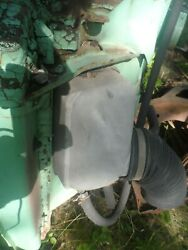 1956 Cadillac Coupe Deville Heater Box On Cowl Right