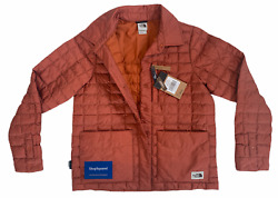 The Thermoball Eco Jacket Picante Red Womens Sz Large L New Fast🔥