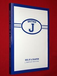 New Signed Brother J Floyd Johnson Byu Athletic Equip Manager Whiting Lds Mormon