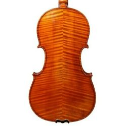 Violin 4/4 Hand-made In Europe By Luthier Petru Luca + Professional Case 149