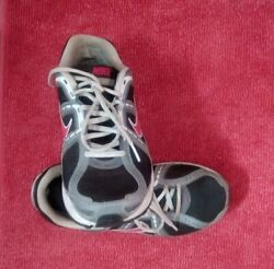 Womens Nike Compete Shoes Size 9, Silver, Black And Pink, Next Day Free Shipping