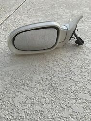 03-09 Mercedes Clk320 Clk500 Clk350 Clk550 Side Door White Mirror Left Drivers
