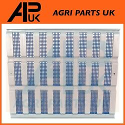 Front Lower Grill Without Light Holes For Ford 4100 4110 4140 4200 4330 Tractor
