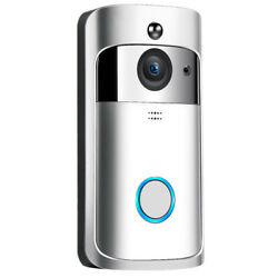 Wireless Video Doorbell X Smart Home Mobile Phone Remote Monitoring Visual New