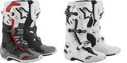 Alpinestars Tech 10 Supervent Motorcycle Dirtbike Riding Boots For Off Road Use