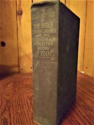 The Lost Books Of The Bible And The Forgotten Books Of Eden, 1926