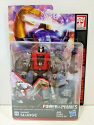 Transformers Power Of The Primes Potp Deluxe Class Dinobot Sludge