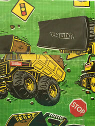 Tonka Trucks Wrapping Paper Roll Gift Wrap Any Occasion 20 Square Feet Last One