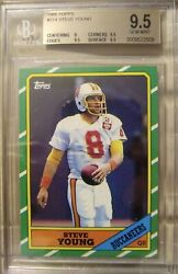 1986 Topps Football Lot 170 PSA 10's BGS 9.5 Steve Young SGC 9 Jerry Rice PWCC-E