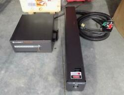 Coherent Innova 300 Laser With Power Supply Keypad Manual