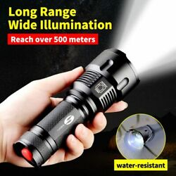 Flashlight L2 Led Cree Xm T6 Torch 28650 Waterproof Rechargeable Tactical Lamp