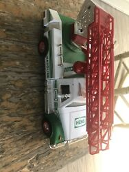 """1994 Hess Fire Rescue Truck Lights And Sound Nib 11"""" Ling"""