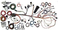 Autowire Complete Wiring Harness 1964 1965 1966 1967 Chevy Chevelle Wagon