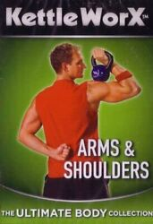 Kettleworx Dvd Arms And Shoulders