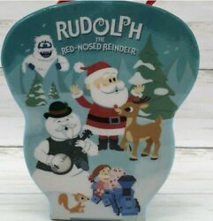 Carlton Cards Set Of 3 Ornament - Rudolph's 2003