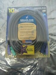Iogear Minilink 6and039 Ps2 Kvm Switch Cable 406729